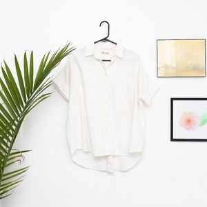 """Madewell """"Courier"""" Button-Down - XL"""